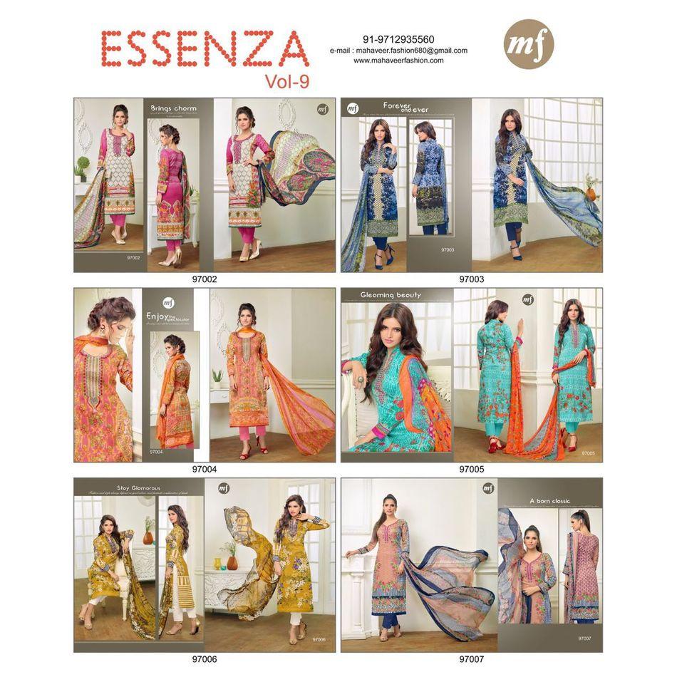 Essenza  Vol  9