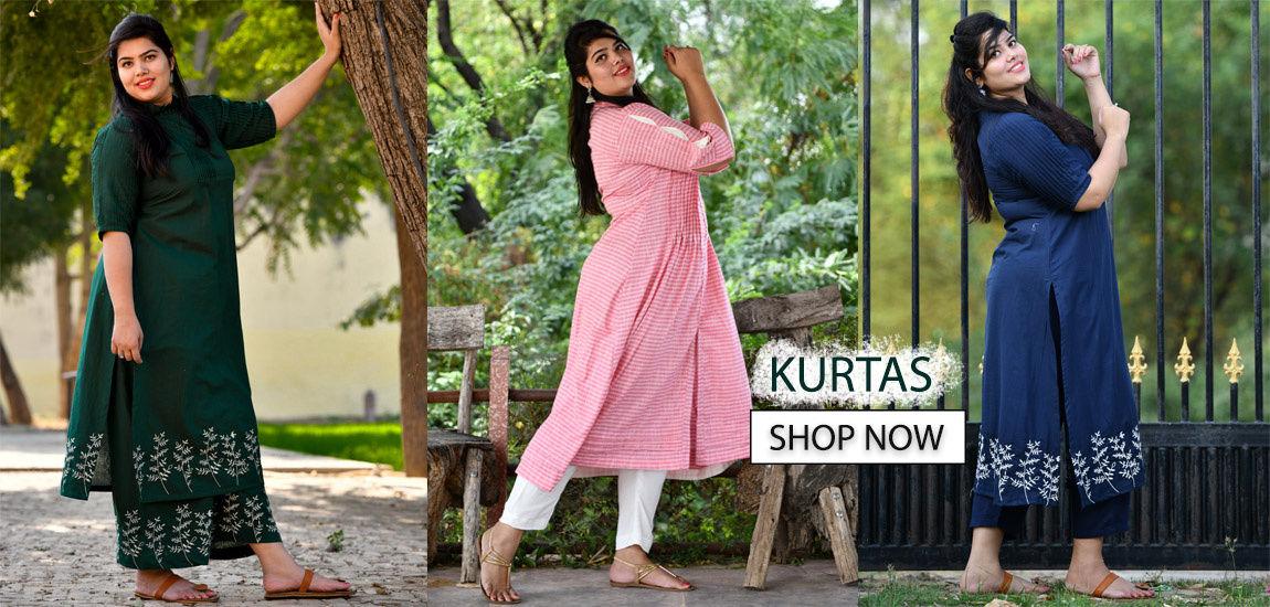 093d7e22f51 The Plus Size Store- Shop Kurtis