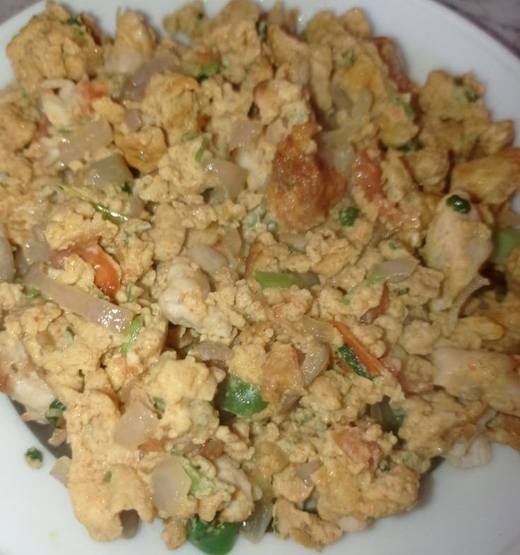 High protein egg recipes