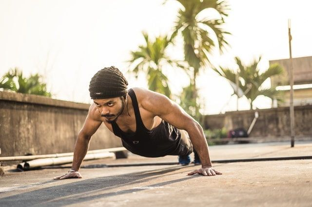 Pushups: history, types, military importance