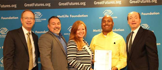 Boys & Girls Clubs Of St. Lucie County Receive The Prestigious Merit Award For Program Excellence In The Arts Category