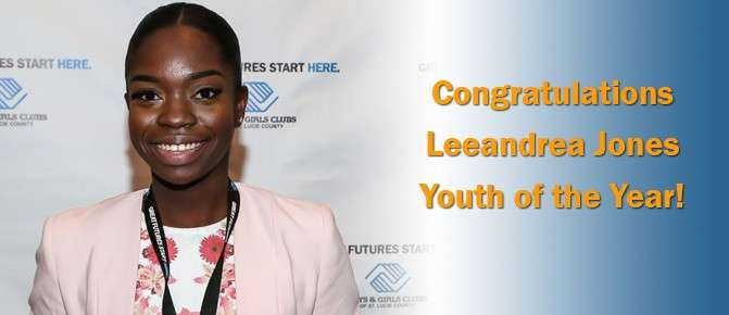 Leeandrea Youth Of The Year