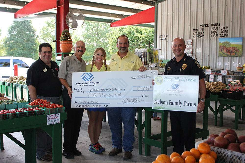 Nelson Family Farms Partners With Boys & Girls Clubs Of SLC
