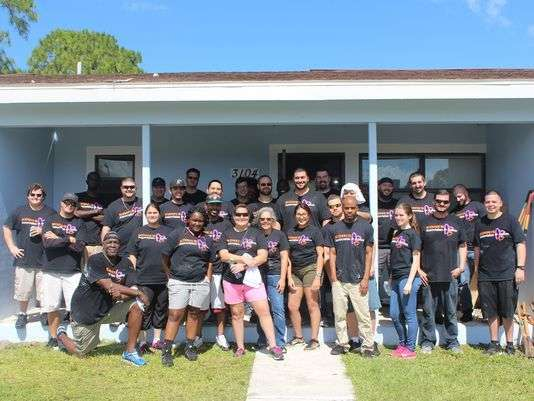 Kohl's Employees Help BGCOFSLC Prepare Teen Center