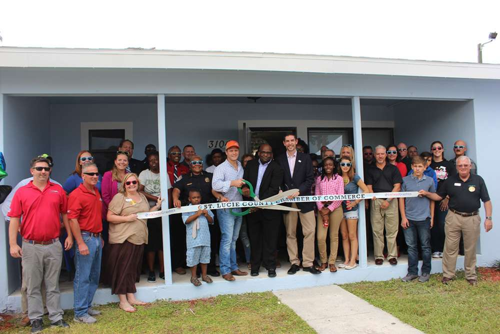 Oys & Girls Clubs Of St. Lucie County Opens Its First Ever Teen Center