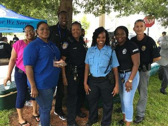 Fort Pierce Residents, Agencies Come Together