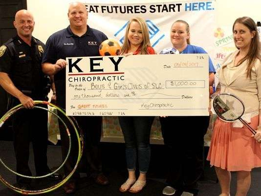 Key Chiropractic Supports Boys & Girls Club Of St. Lucie