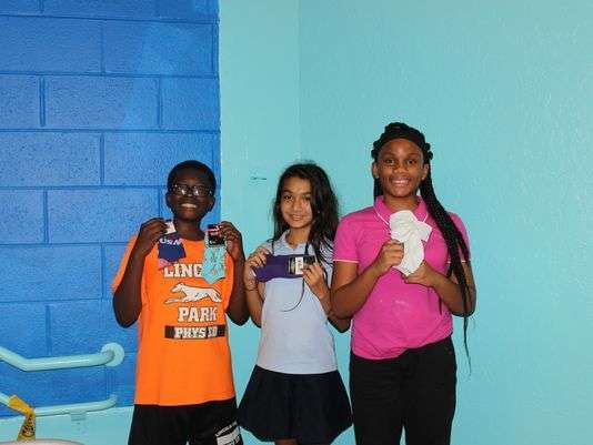 Boys & Girls Clubs Collect Socks, Underwear For Hurricane Victims
