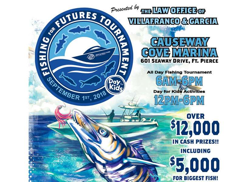 Go 'Fishing For Futures' On Sept. 1