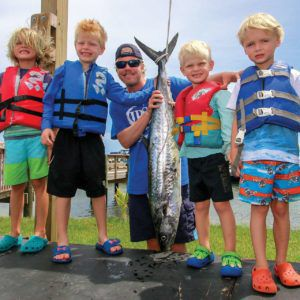 Fishing For Futures - Fish Weight