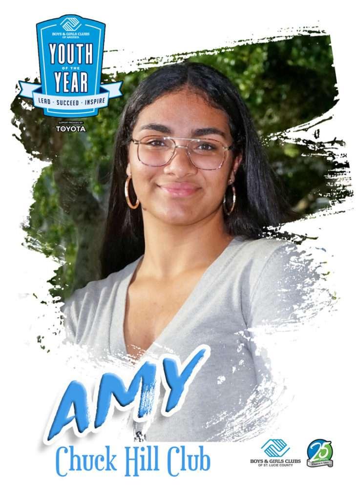 YOTY 2020 - Amy