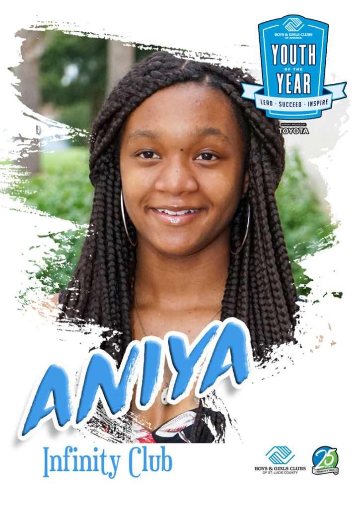 YOTY 2020 - Aniya