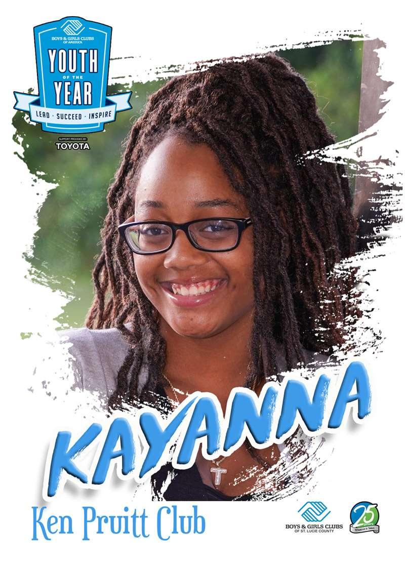 YOTY 2020 - Kayanna