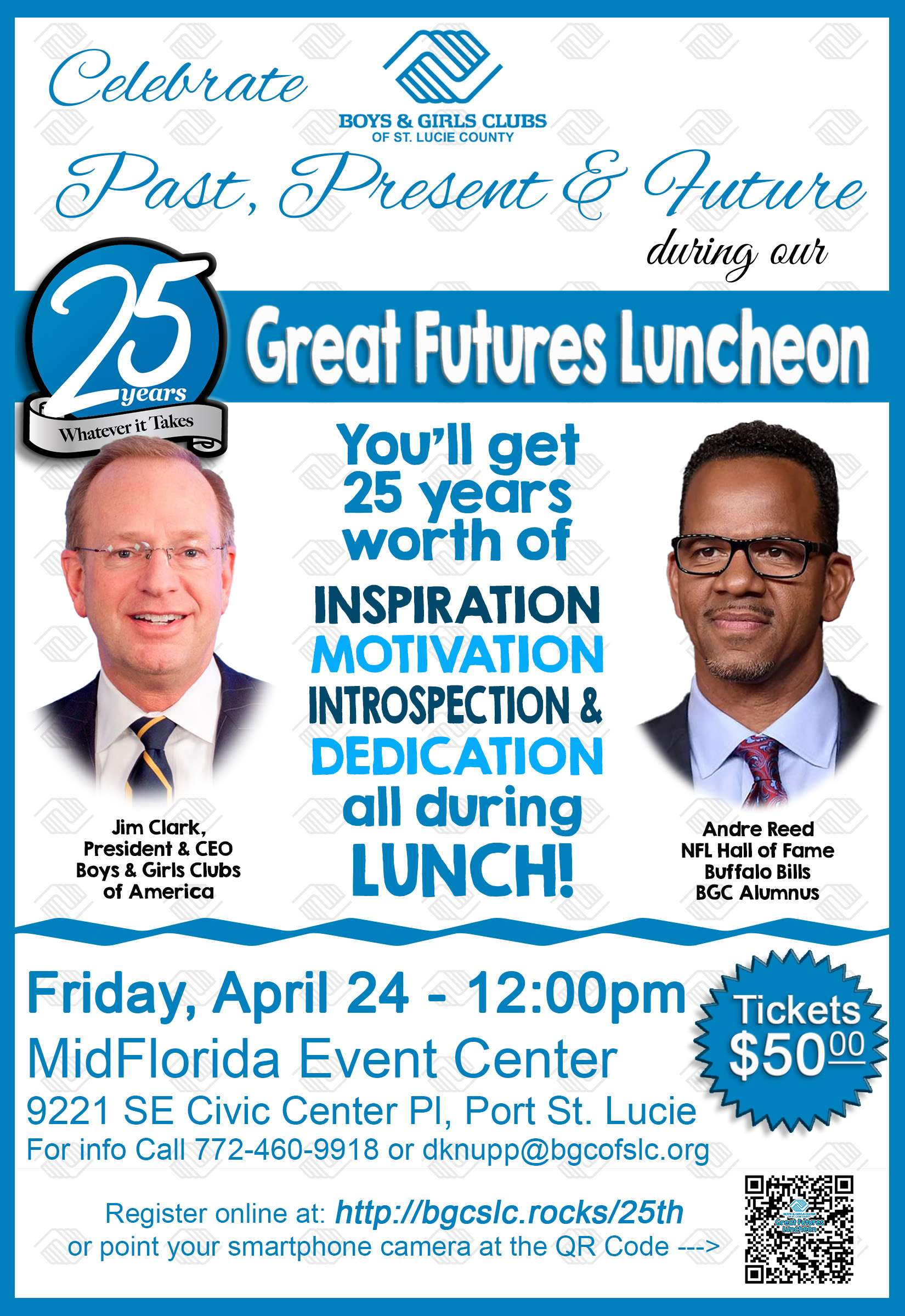 Great Futures Luncheon Features Dynamic Speakers To Celebrate 25th Anniversary!