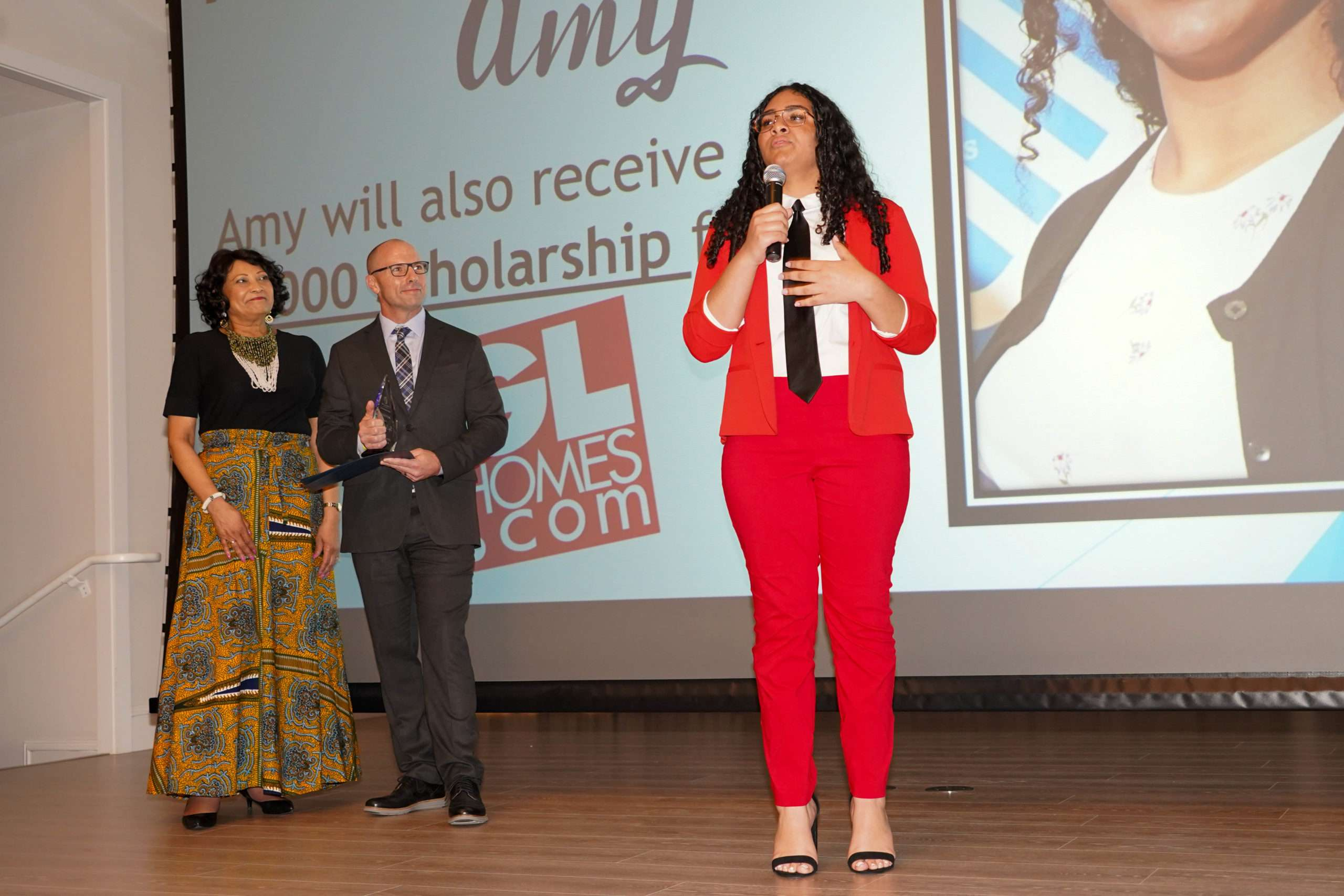Amy De Los Santos Named Youth Of The Year