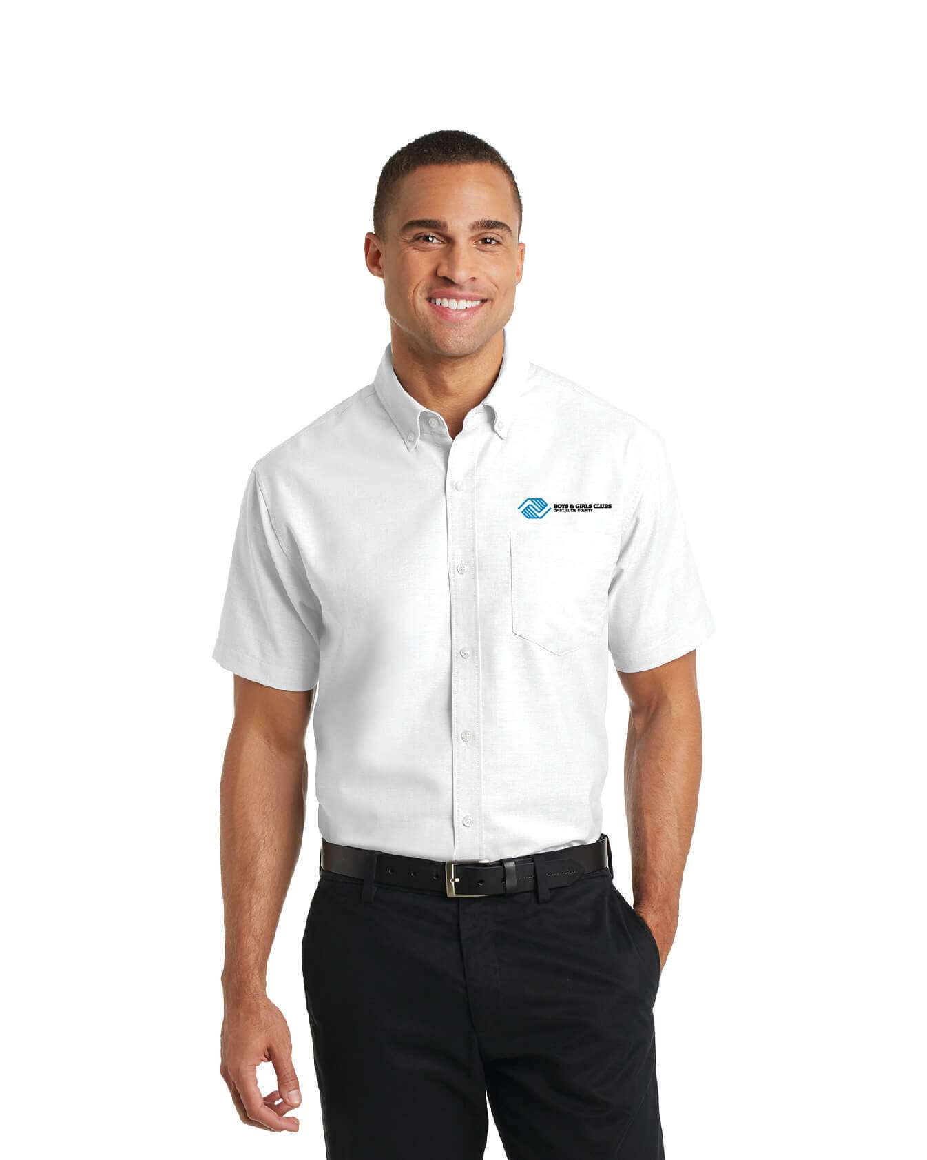 BGC S508 Port Authority S/S Easy Care Shirt