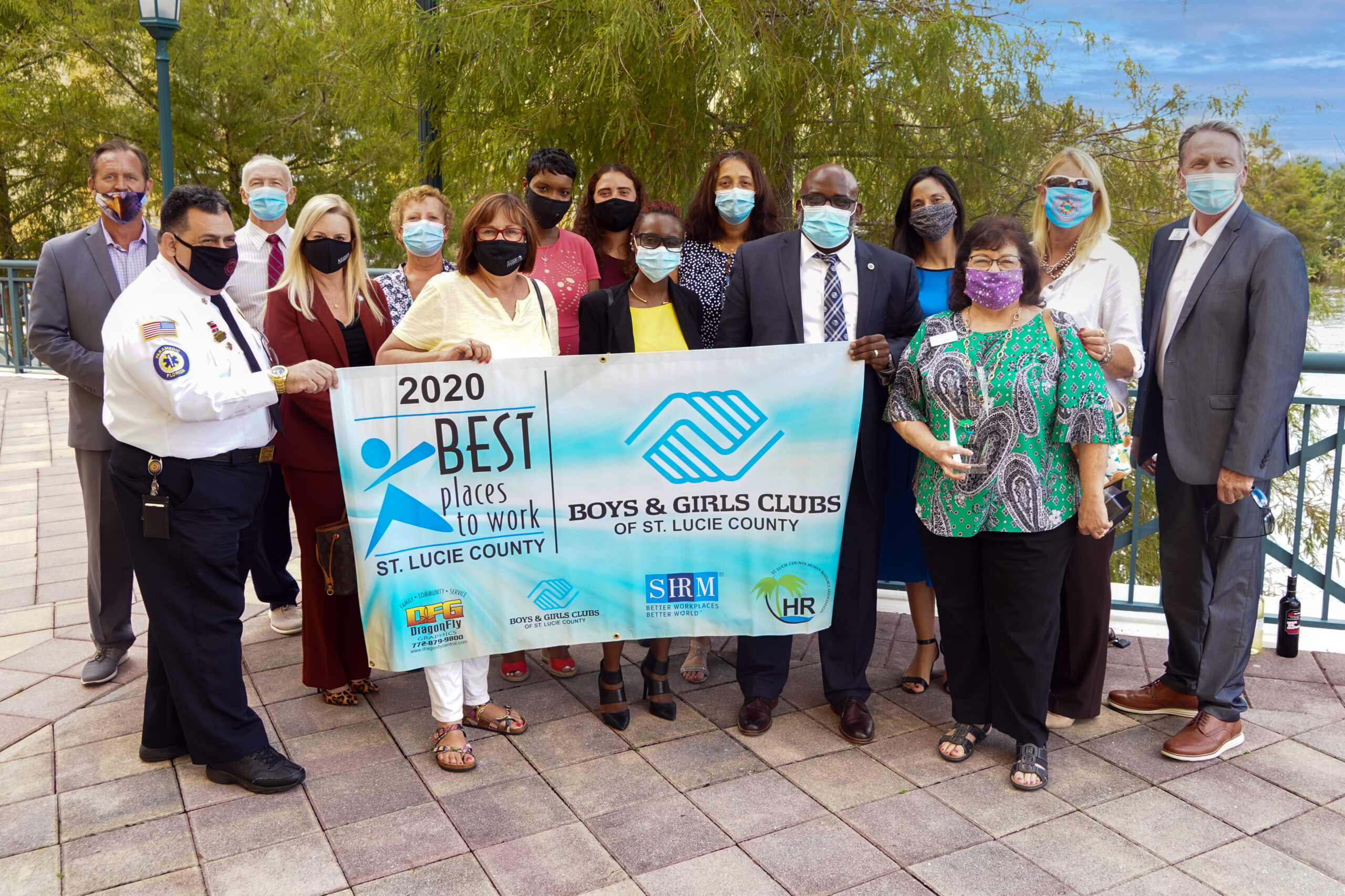 Boys & Girls Clubs Of St. Lucie County Recognized As 'Best Places To Work'