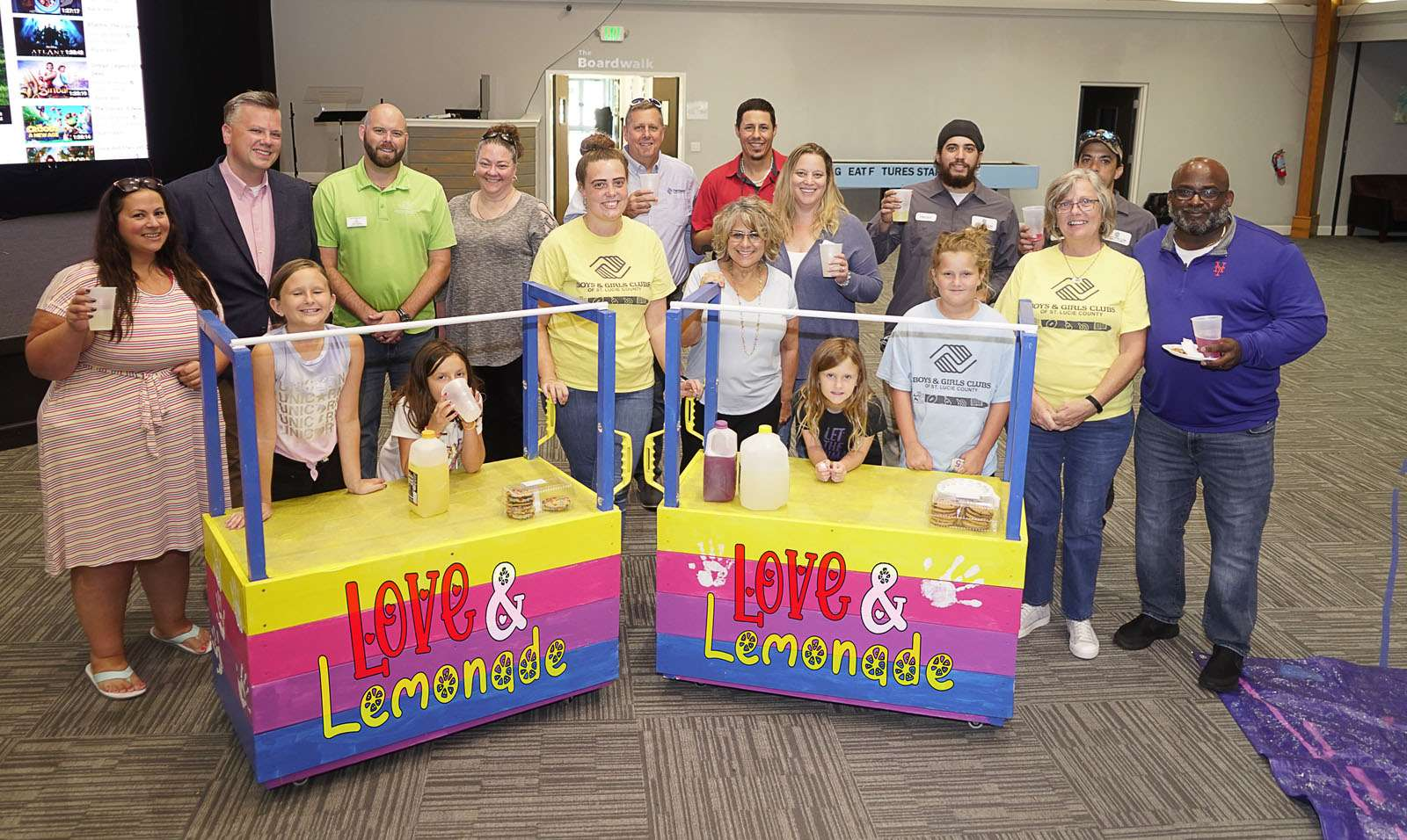'Love & Lemonade' Returns To Oak Hammock K8