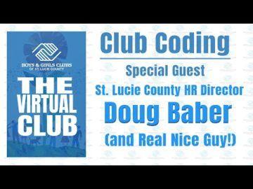 The Virtual Club - Club Coding with Doug Baber