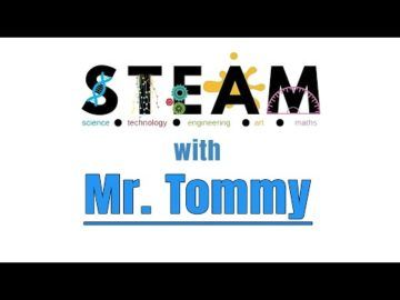 The Virtual Club - S.T.E.A.M. with Mr. Tommy