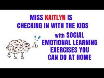 The Virtual Club - 'Feeling Good Thursdays with Miss Kaitlyn'