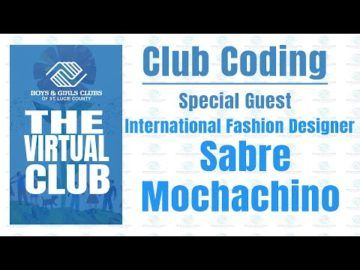 The Virtual Club - Club Coding with Sabre Mochachino