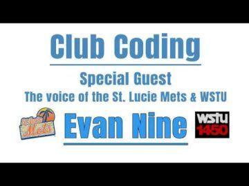 The Virtual Club - Club Code with Evan Nine