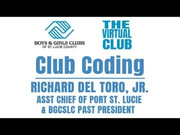 Club Coding with Rich Del Toro
