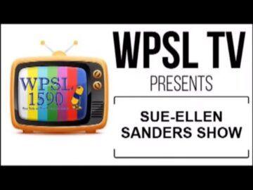 Sue-Ellen Sanders Show October, 21, 2020