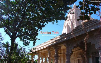 भालका तीर्थ () - Prabhas Patan, Veraval, Gir Somnath Somnath Gujarat