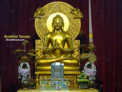 बुद्ध पूर्णिमा गौतम बुद्ध के जन्म और मृत्यु तिथि के रूप में मनाई जाती है, उनका बचपन का नाम सिद्धार्थ था।