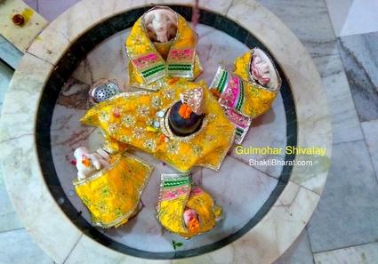 Gulmohar Shivalay () - Vaishali Sector 5 Ghaziabad Uttar Pradesh
