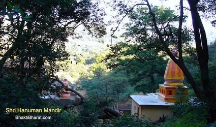 श्री हनुमान मंदिर () - Near Nagphani Point Bhimashankar Maharashtra