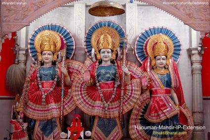 प्राचीन श्री हनुमान मंदिर () - Madhu Vihar, IP Extension Patapadganj, New Delhi - 110092 Delhi New Delhi