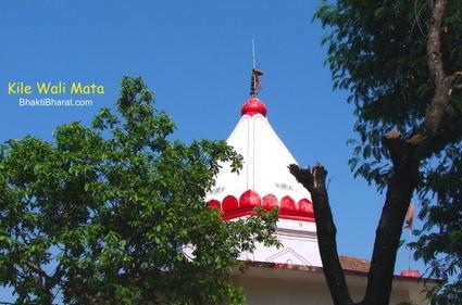 किले वाली माता () - Sasni Fort, Sasni Dehat Sasni Uttar Pradesh