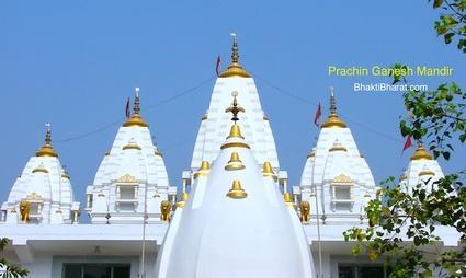 प्राचीन गणेश मंदिर () - Vigyan Lok, Anand Vihar Delhi New Delhi