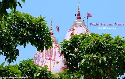 Prachin Shri Hanuman Mandir () - Pocket A, Sector 16 Vasundhara Ghaziabad Uttar Pradesh