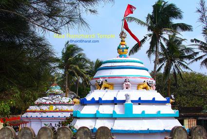 माँ रामचंडी मंदिर () - Ramachandi, Khalakata Puri Odisha