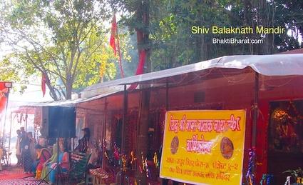 Shri Shiv Balaknath Mandir () - Pocket A-2 Mayur Vihar New Delhi