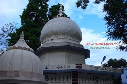 Tuyian Wala Mandir () - Mela Wala Bagh Shikohabad Uttar Pradesh