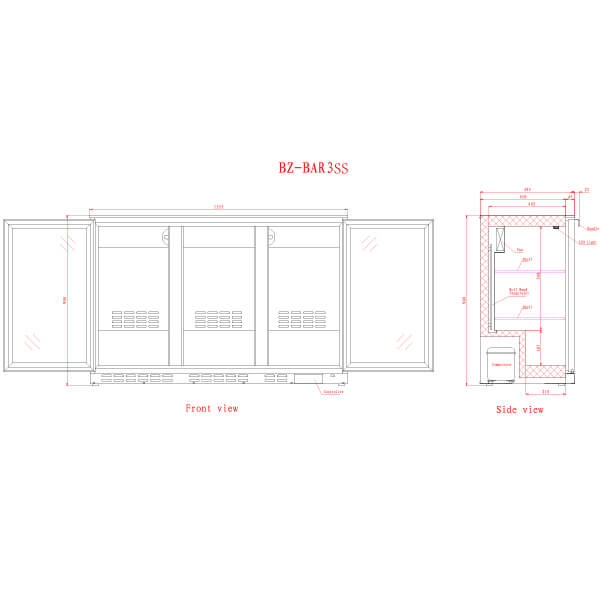 BAR3SS 2 Catering Equipment