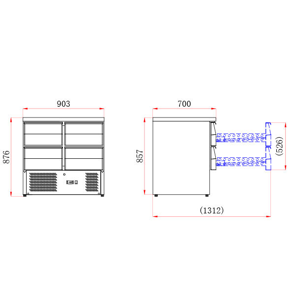 BCC2 4D 3 Catering Equipment