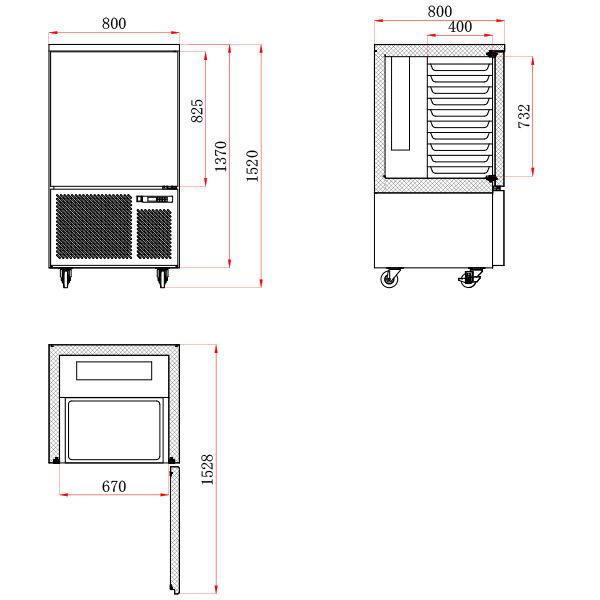BCF40 HC 2 Catering Equipment