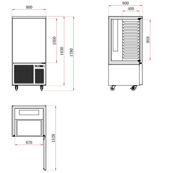 BCF60 HC 2 Catering Equipment