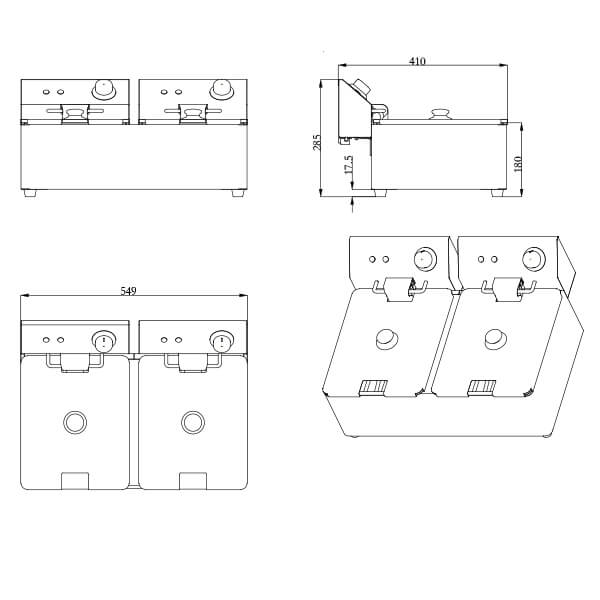 BF6 6 2 Catering Equipment