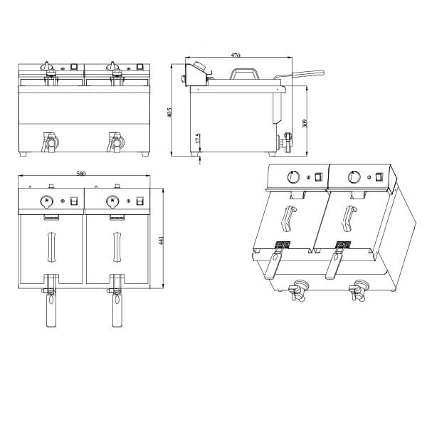 BF8 8 2 Catering Equipment