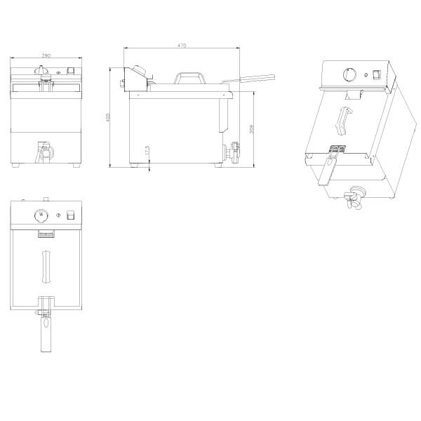 BF8 2 Catering Equipment