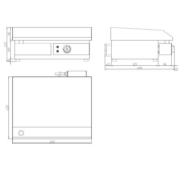 BG1A 2 Catering Equipment