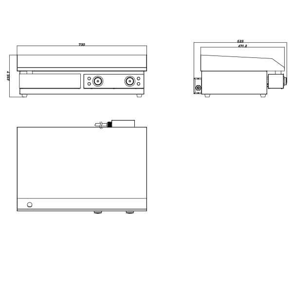 BG2A 2 Catering Equipment