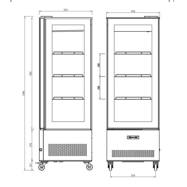 CD400L 2 Catering Equipment